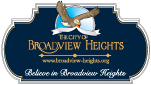 The City of Broadview Heights logo