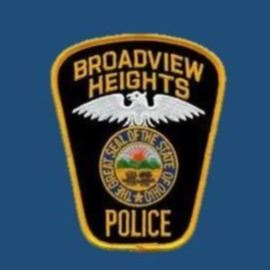 Broadview Heights Police Badge